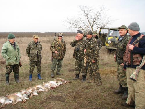крымское общество охотников и рыболовов форум